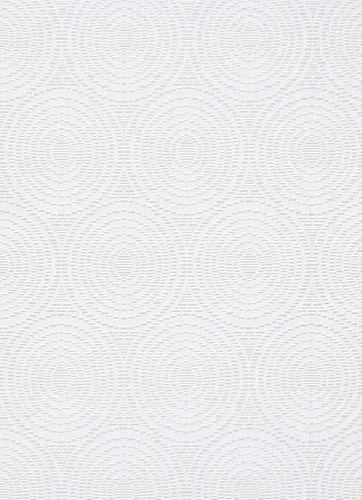 Vliestapete Kreise weiß 10069-31 online kaufen