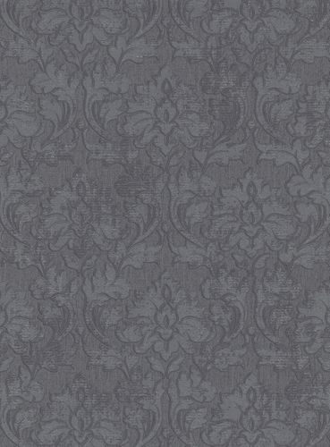 Wallpaper baroque anthracite glitter 10070-47 online kaufen