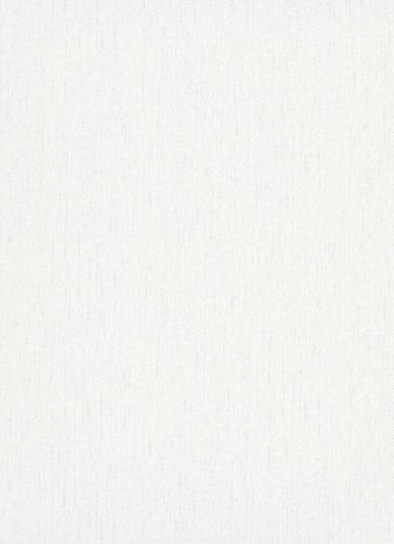 Wallpaper plain white silver 10072-01 online kaufen