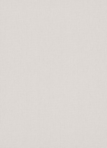 Wallpaper plain whitegrey 10072-14
