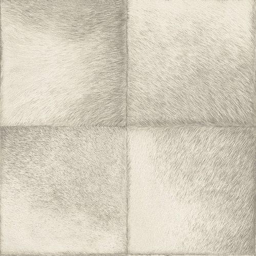Non-woven wallpaper fur optic squares white grey 425901 online kaufen