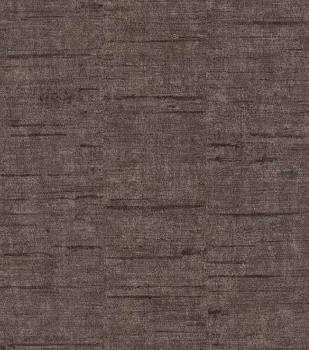 Non-woven wallpaper wood optic plain brown silver 426748 online kaufen