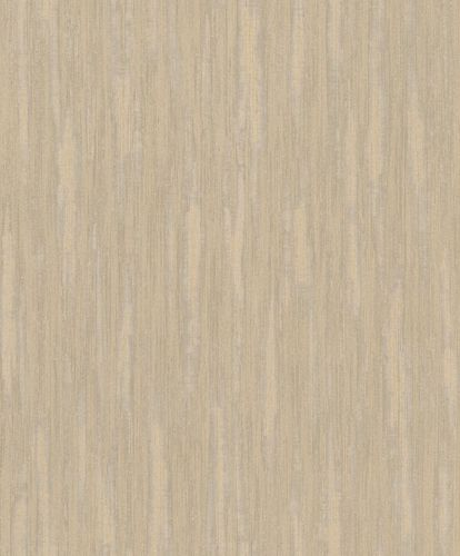 Non-woven Wallpaper Barbara HOME Stripes brown 536331 online kaufen