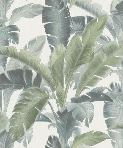 Non-woven Wallpaper Barbara HOME Jungle green 536683 online kaufen