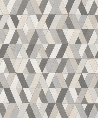 Non-woven Wallpaper Barbara HOME Graphic cream 536720 online kaufen