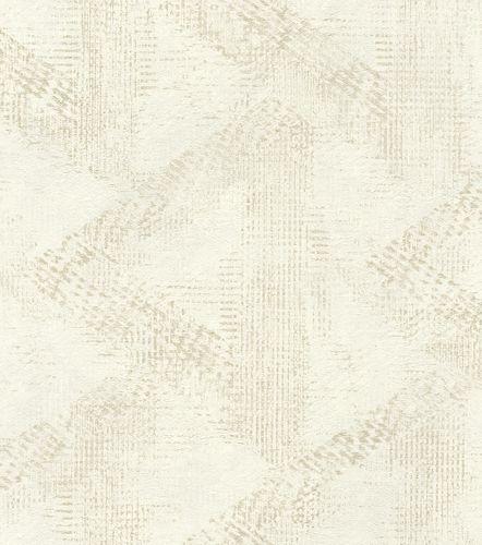 Vliestapete Finca Muster Vintage weiß beige 416800 online kaufen
