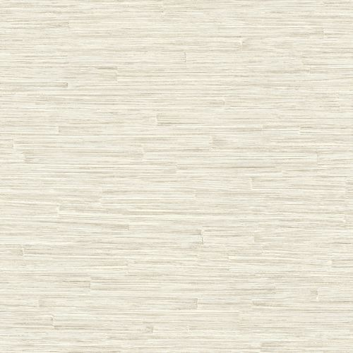 Non-woven wallpaper wood optic white gold 550535
