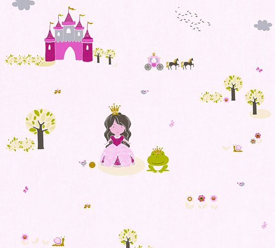 Self-adhesive wallpaper princess rose pink Panel 368321 online kaufen