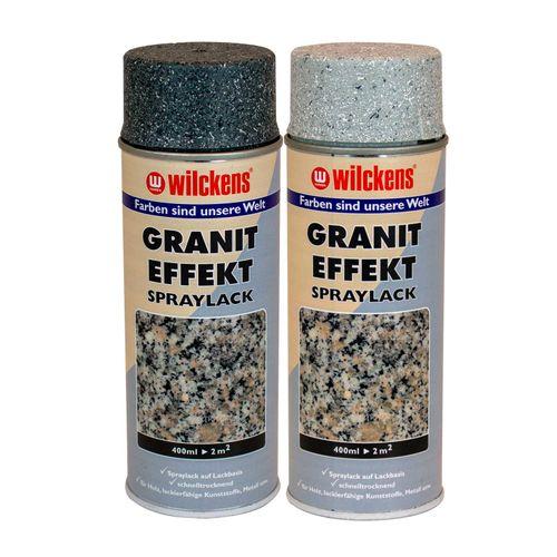 Wilckens Granit-Effekt-Lackspray 400 ml Dekorationslack