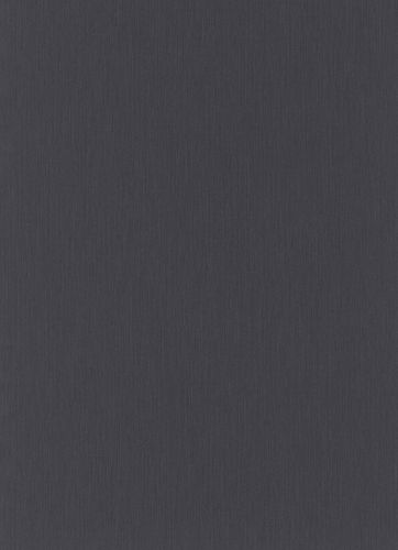 Non-woven wallpaper plain black Instawalls 2 10080-15