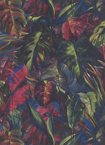 Non-woven wallpaper jungle colourful Instawalls2 10081-08