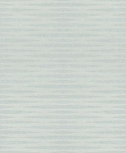Non-Woven Wallpaper Graphic grey green Metallic 298726