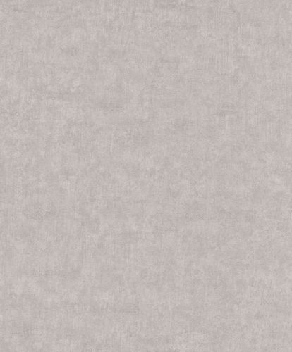 Non-Woven Wallpaper Plain Structure grey beige 298887
