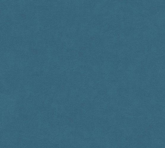 Non-woven wallpaper plain blue 3750-25 | 375025