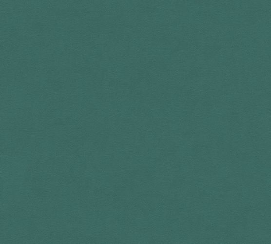 Non-woven wallpaper plain dark green 3750-87 | 375087 online kaufen