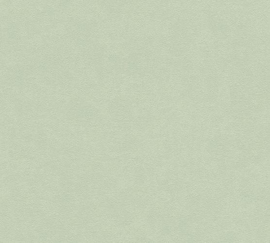Non-woven wallpaper plain green 3750-94 | 375094