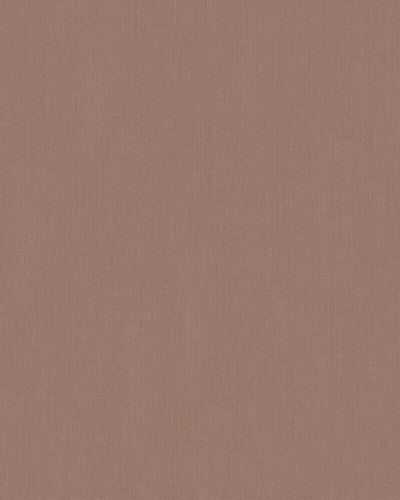 Non-Woven Wallpaper Plain Textile red brown 32225