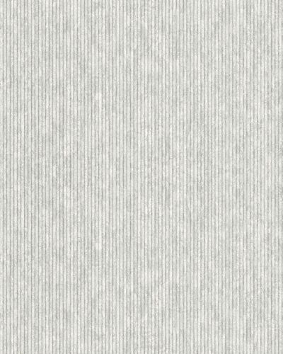 Non-Woven Wallpaper Stripes Structure grey white 32268