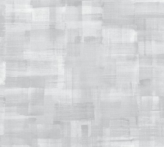 Non-Woven Wallpaper Wipe technique light grey 37532-2 online kaufen