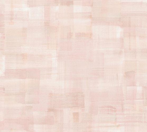 Vliestapete Wischtechnik rosa beige Geo Nordic 37532-5