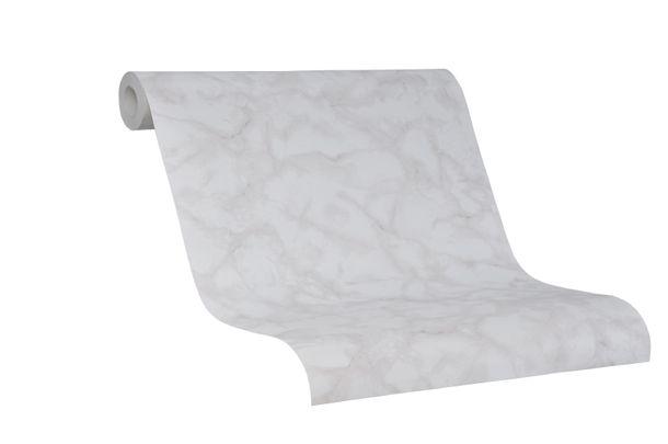 Vliestapete Schöner Wohnen Marmor weiß rosa 31802