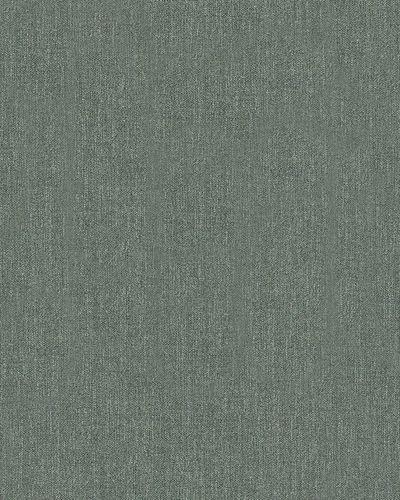 Non-woven wallpaper textured plain dark green 31813 online kaufen