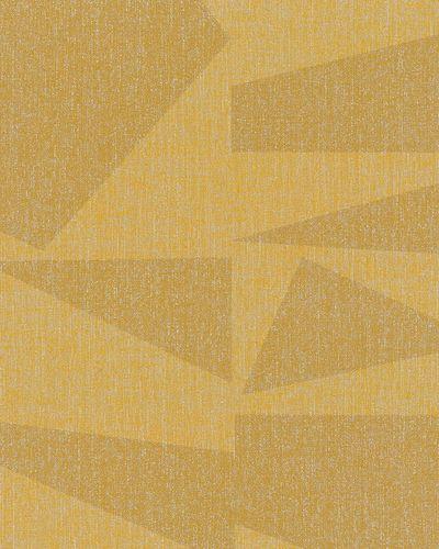 Vliestapete Schöner Wohnen Grafik gelb 31818