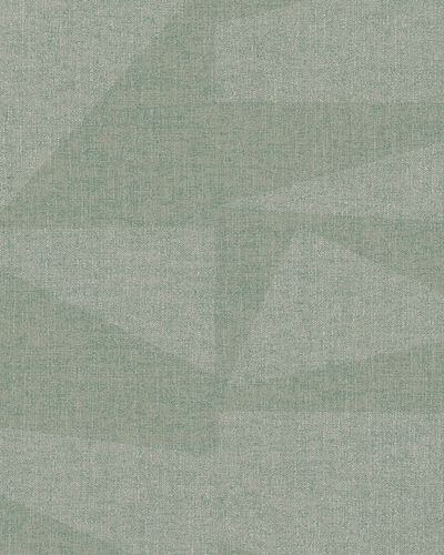Non-woven wallpaper Schöner Wohnen graphic green 31819 online kaufen