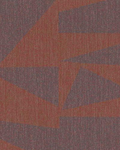 Vliestapete Schöner Wohnen Grafik lila rot 31820