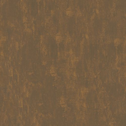 Non-Woven Wallpaper Structure bronze metallic 84870