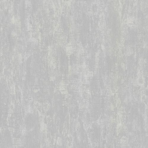 Vliestapete Marburg Struktur grau metallic 84876