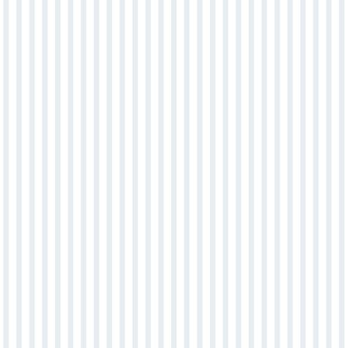 Kids paper wallpaper feine stripes white grey 102303