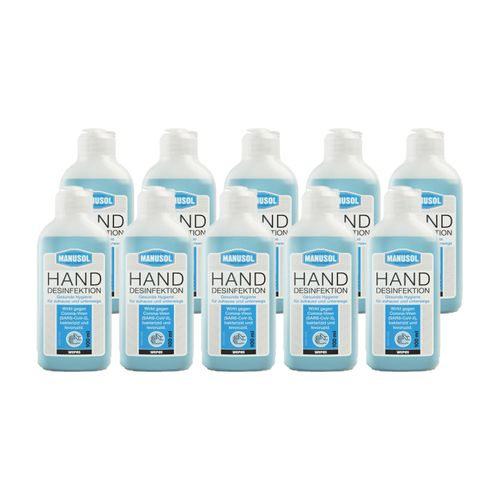 10er Wepos Hand-Desinfektion 100 ml