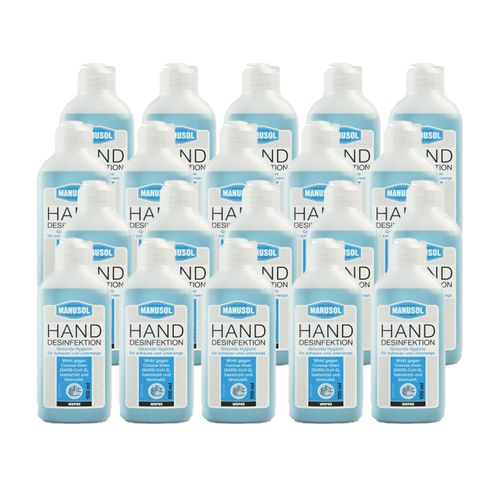 20er Wepos Hand-Desinfektion 100 ml