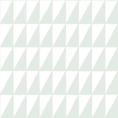 Kidsroom Non-Woven Wallpaper zick zack green 139075 online kaufen