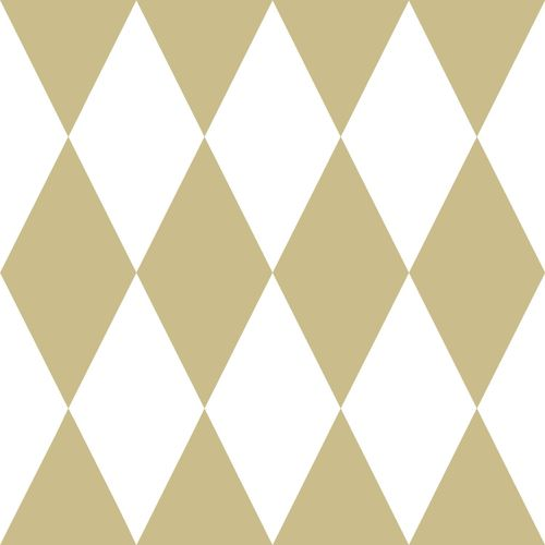 Kids non-woven wallpaper check white gold glossy 347669 online kaufen