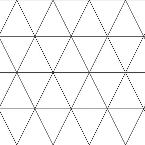 Non-woven wallpaper graphical tiles white black 347683 online kaufen