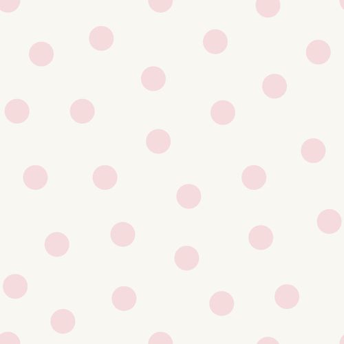 Kids non-woven wallpaper points silver rose 347701 online kaufen