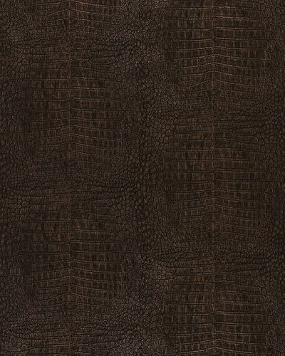 Safari wallpaper Out Of Africa non-woven wallpaper 715477 crocodile brown online kaufen
