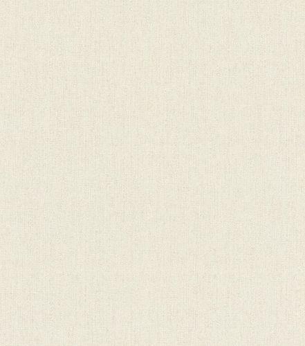 Vliestapete meliert Uni weiß silber 545418