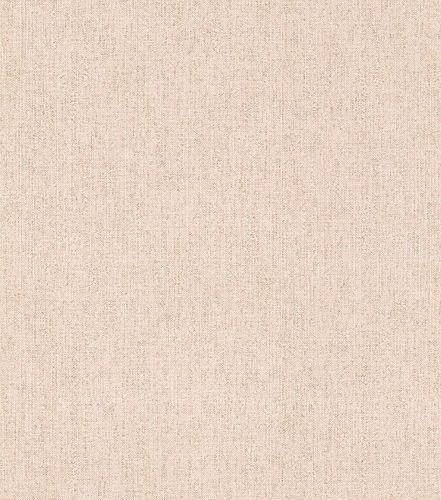 Non-woven wallpaper mottled plain rose silver 545456 online kaufen