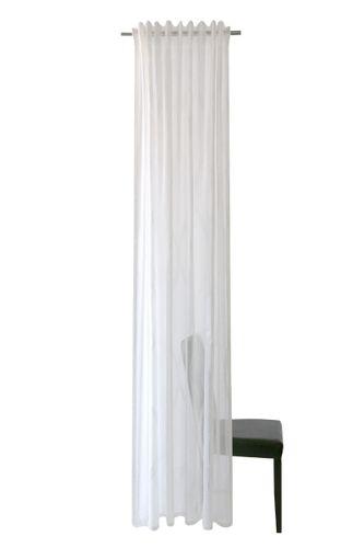 Loop Curtain Homing Waves white semi-transparent online kaufen