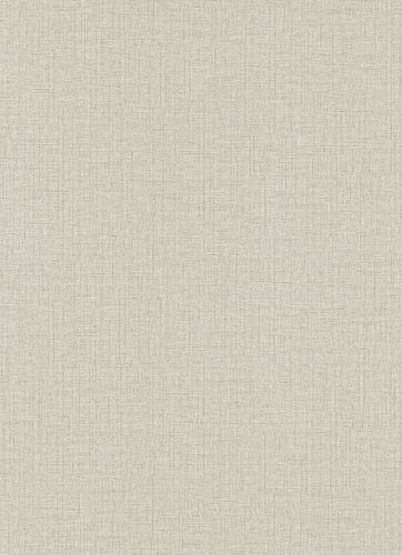 Non-woven wallpaper plain greige 10140-10