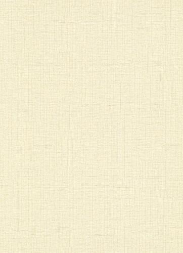 Non-woven wallpaper plain cream-beige 10140-14