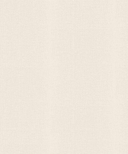 Non-woven wallpaper plain cream 10140-31