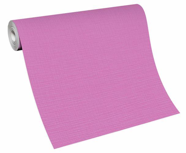 Non-woven wallpaper plain purple 13082-22