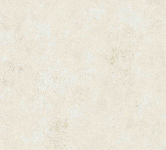 Non-woven wallpaper plain cream 37654-6