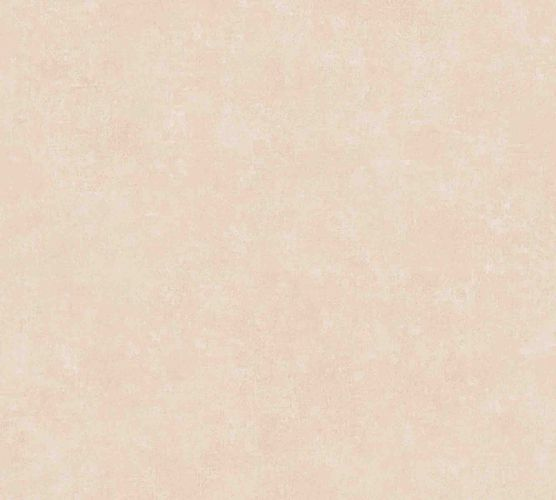 Non-woven wallpaper plain cream-beige 37656-6