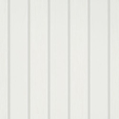 Wallpaper white grey striped Marburg 56921