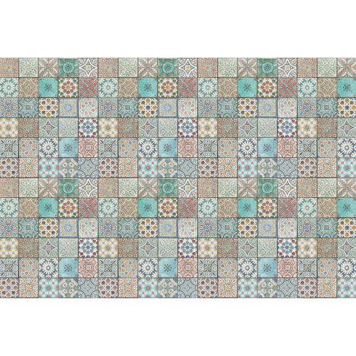 Photo Wallpaper Tiles beige copper AS Creation DD108820